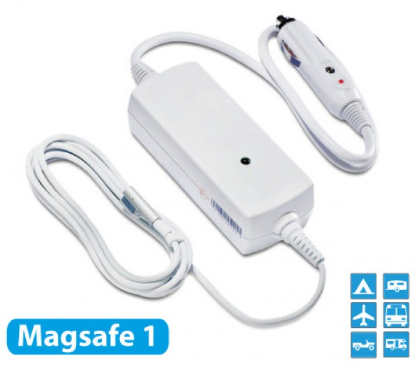 12V autolader voor MacBook 13 inch (magsafe 1)