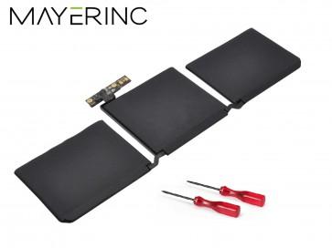 Let op!  De A1713 accu is geschikt voor de Macbook Pro A1708 zonder Touch Bar