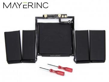 A1819 accu voor de Apple MacBook Pro 13 inch met Touch. Vervang zelf uw A1819 accu.