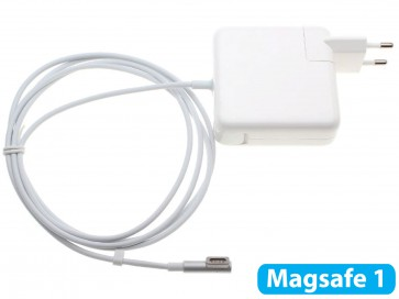 Adapter voor MacBook Pro (magsafe 1, 85 watt)