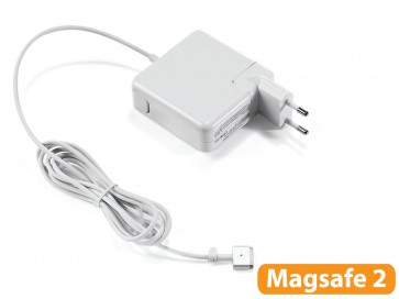 Adapter voor MacBook Pro (magsafe 2, 85 watt)