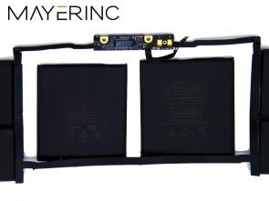 A1820 accu voor de Apple MacBook Pro 15 inch met typenummer A1707
