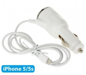 Autolader voor iPhone 5 & iPhone 6