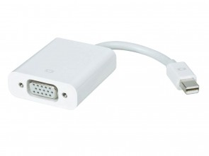 Mini DisplayPort VGA kabel
