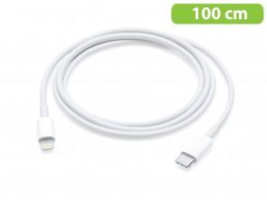 USB-C naar lightning 8 pins kabel 100 cm