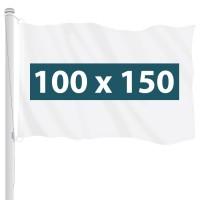 Vlag 100 x 150 cm - +€20,00 (+€24,20 Incl. BTW)