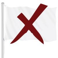 Geen vlaggen benodigd