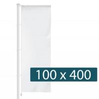 Banier 100 x 400 cm - +€44,00 (+€53,24 Incl. BTW)