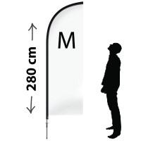 Medium - +€10,00 (+€12,10 Incl. BTW)