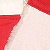 Gerafeld vlaggendoek, slechte kwaliteit beachflags