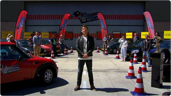 Skyhigh TV - De Allerslechste Chauffeur van Nederland (BNN)