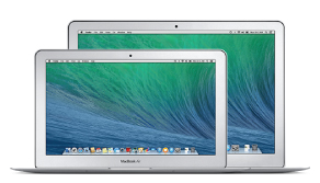 MacBook Air 11 & 13 inch (medio 2012 - april 2014)