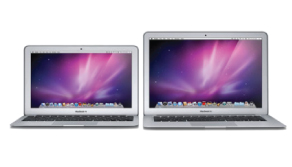 MacBook Air 11 en 13 inch van voor 2012