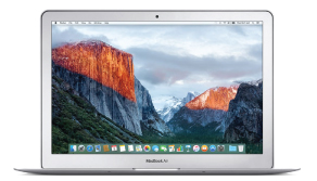 MacBook Air autolader