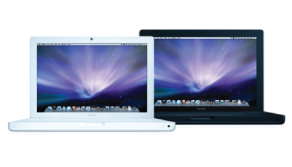 MacBook A1181 zwart of wit