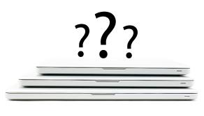 Hoe groot is mijn MacBook Pro beeldscherm?