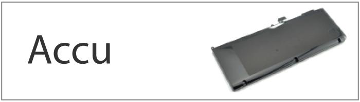 Voor elke Apple MacBook hebben wij de juiste accu/ batterij. Bekijk hier alle accu, batterijen voor uw Apple MacBook