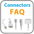 Connector MacBook oplader FAQ