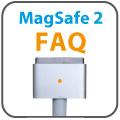Connector MacBook oplader MagSafe 2 FAQ