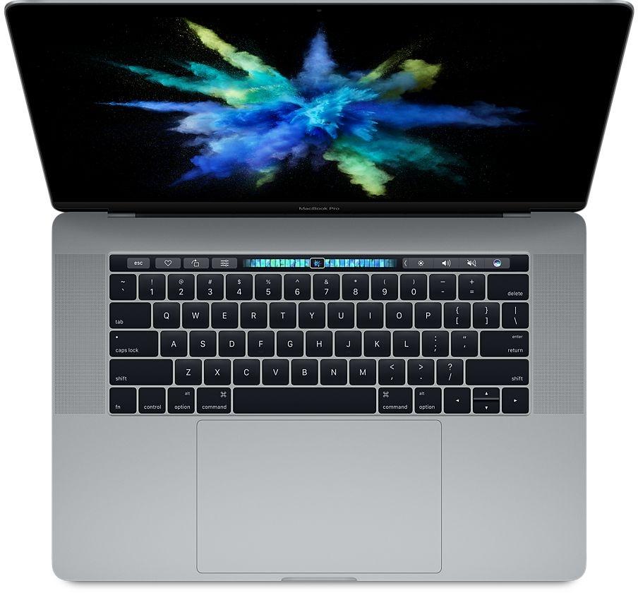 A1820 accu voor 15 inch MacBook Pro A1707 is te herkennen aan de Toucbar. Deze MacBook Pro is voorzien van een A1820 accu batterij