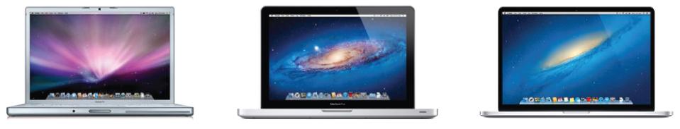 Opladers voor elke Apple MacBook Pro