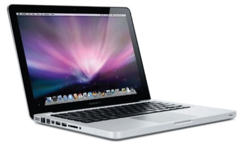 De aluminium Apple MacBook Pro A1278 met een A1322 accu/ batterij