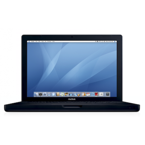 Zwarte A1181 Apple MacBook met de A1185 accu/ batterij