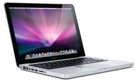 MacBook aluminium unibody 13,3 inch eind 2008