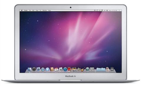 Apple MacBook Air A1369 en A1466 met een A1405 accu/ batterij