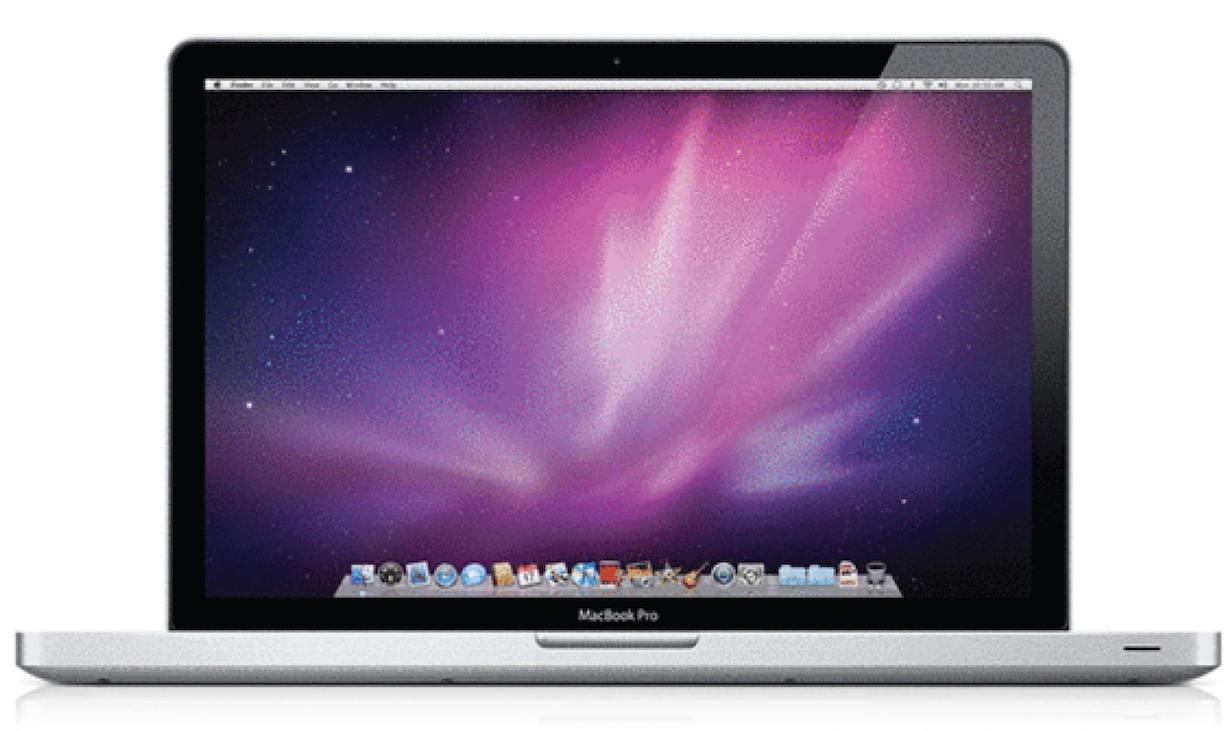 Apple MacBook Pro A1286 met een A1382 accu/ batterij