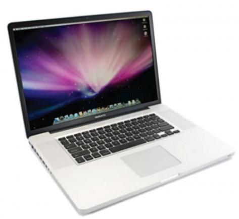 Apple MacBook Pro 17 inch met typenummer A1297 heeft een A1383 accu/ batterij