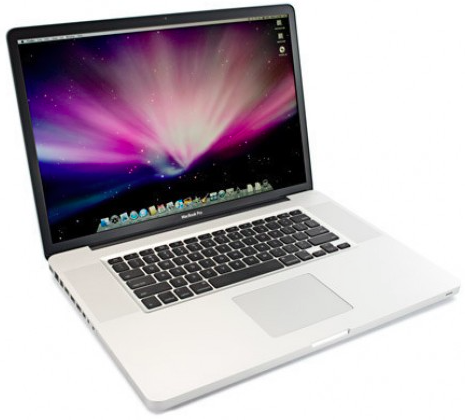 Apple 17 inch MacBook Pro A1297 met A1383 accu